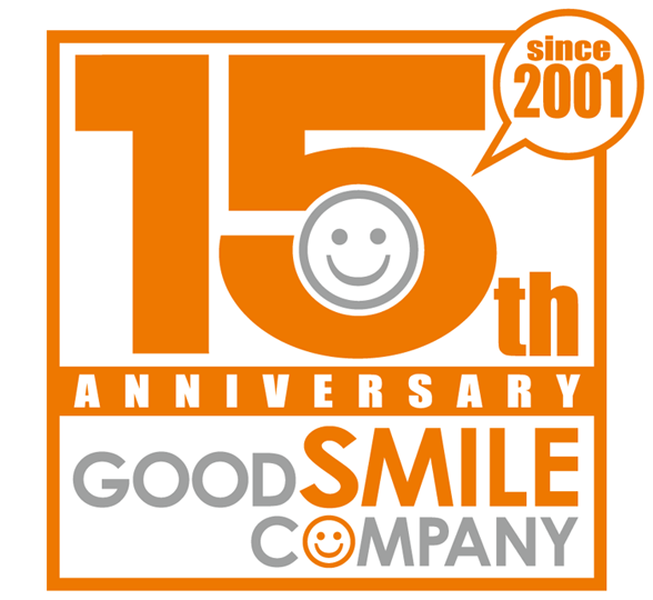 since 2001 15th Anniversary Good Smile Company